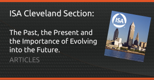 ISA Cleveland Section History