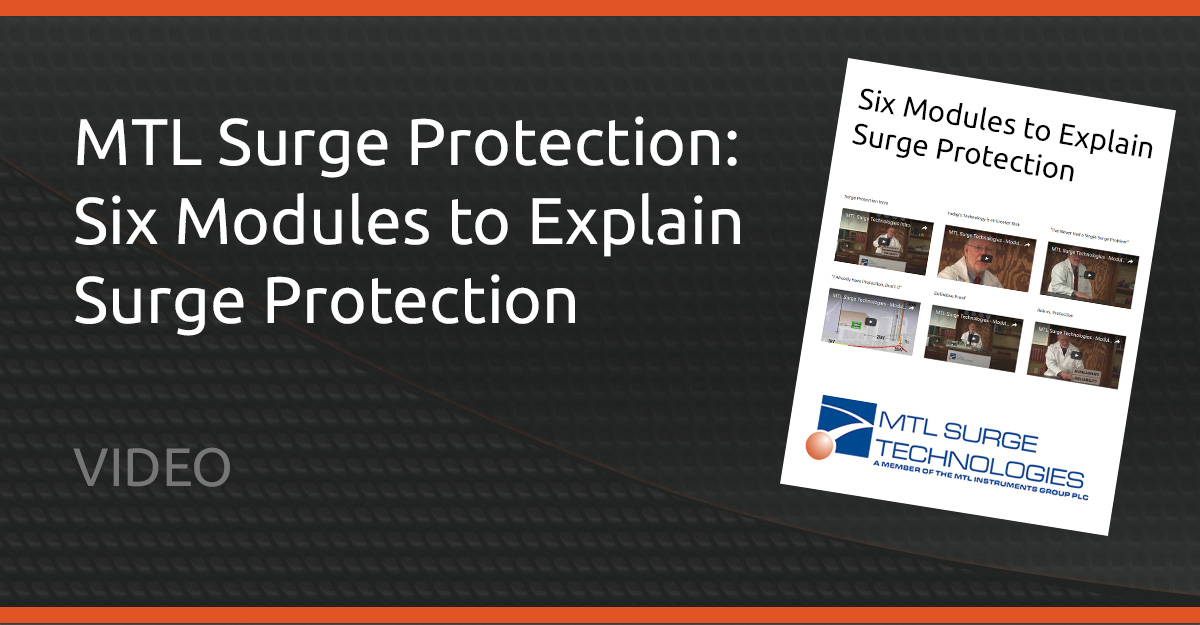 MTL Surge Protection Videos