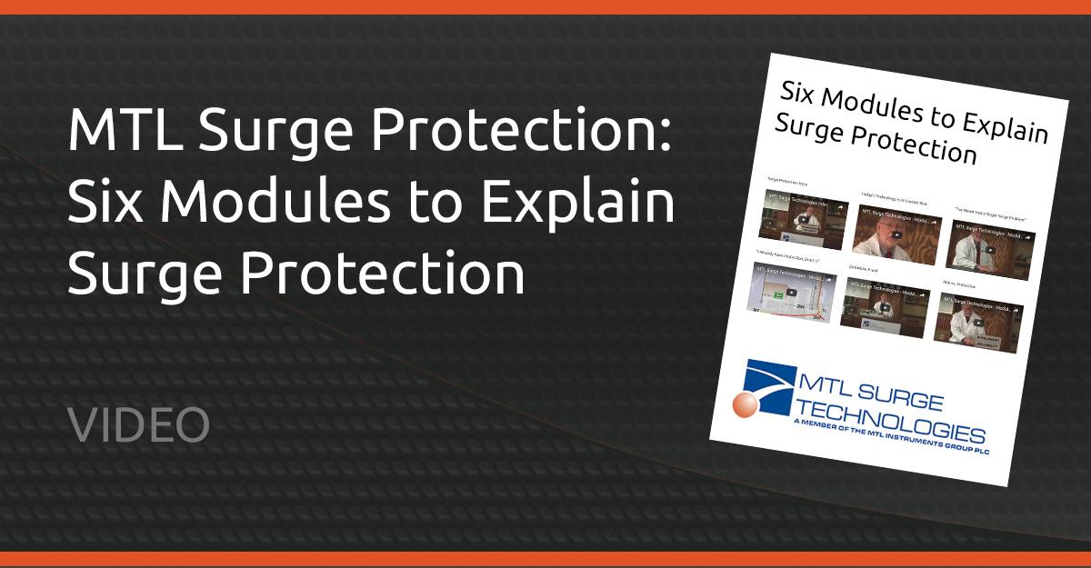 MTL Surge Protection Videos