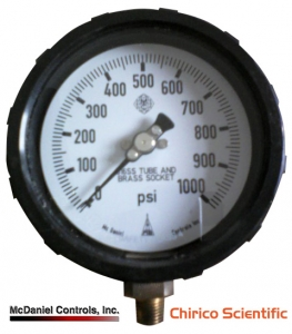 McDaniel Controls serviced by Chirico Scientific