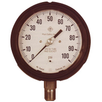 McDaniel Controls Plant Safety Gauges