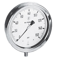 McDaniel Controls All Stainless Steel Gauges